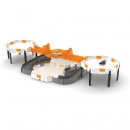 Набор HEXBUG Nano Bridge Battle Set